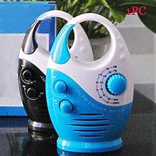 Wasserdichtes Dusch-Radio, 3 V, 0,5 W,