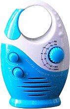 Wasserdichtes Duschradio,Spritzwassergeschütztes