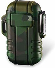 Wasserdichtes Feuerzeug, Outdoor-Elektro-Feuerzeug