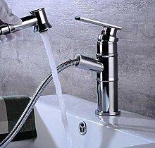 Wasserfall-Waschbecken-Mischer Wasserhahn Wc