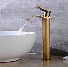 Wasserfall waschbecken wasserhahn küche