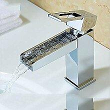 Wasserfall Waschbecken Wasserhahn Wasserhahn