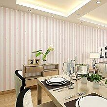 Wasserfeste Selbstklebende Tapete Moderne Schlichtheit Stern Streifen Schlafsaal Bekleidungsgeschäft Schlafzimmer Wohnzimmer Hintergrund Wallpaper 53Cmx1000Cm