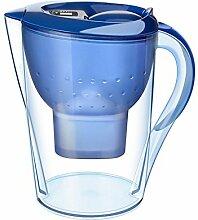 Wasserfilter 3,5 Liter - Blau für Küche & Haushalt & Wohnen (blue)