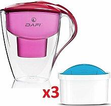 Wasserfilter Dafi Astra Unimax 3.0L inklusive 4
