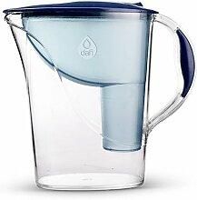 Wasserfilter Dafi Atria Classic 2.4L inklusive 1 Filterkartusche - Marineblau