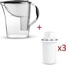 Wasserfilter Dafi Atria Classic 2.4L inklusive 4 Filterkartuschen - Grafi