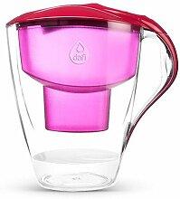 Wasserfilter Dafi Omega Unimax 4.0L inklusive 1 Filterkartusche - Himbeere