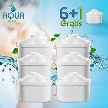 WASSERFILTER-KARTUSCHEN 6er + 1Gratis Wasserfilter