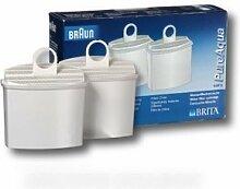 Wasserfilter (reduziert den Kalk- und Chlorgehalt im Wasser) Kaffeemaschine 63112770 Braun