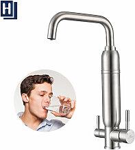Wasserfilter Wasserhahn Edelstahl Wasserhahn