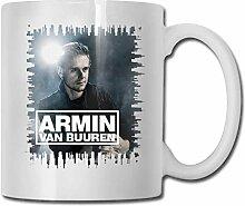 Wasserflasche Cup Travel Mug Kaffeebecher Armin