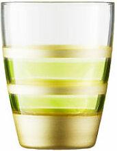 Wassergläser: Beschwingte Glasserie in