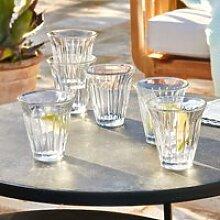 Wasserglas 6er Set Lesly