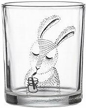 Wasserglas Hase MINI Serie