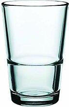 Wasserglas Saftglas Trinkglas 0,19 l, 12 STK,