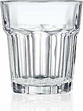 Wasserglas Saftglas Trinkglas Cocktailglas 0,26 l,