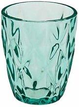 Wasserglas, türkis - Wilhelmine von Grävenitz