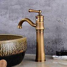 Wasserhähne Waschtischarmaturen Antike Becken