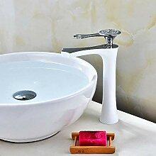 Wasserhähne Waschtischarmaturen Bemalte Becken