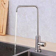 Wasserhahn 304 Edelstahl Wasserhahn gerade