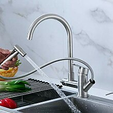 Wasserhahn 360 Swivel Kitchen Faucet Pull Out