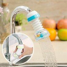 Wasserhahn Adapter Drehbare Wasserspar Belüfter