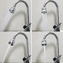 Wasserhahn Adapter Küchenarmatur Düse Wasserspar