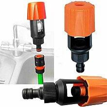 Wasserhahn Adapter Universal-Tap zu Gartenschlauch