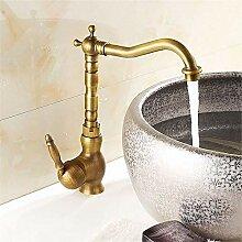Wasserhahn antiken Waschbecken Wasserhahn einzigen