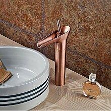 Wasserhahn Antikes Kupfer Badezimmer Waschbecken