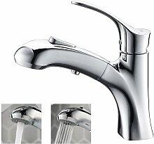 Wasserhahn Bad Waschbecken Armatur mit