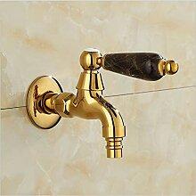 Wasserhahn Bad Waschmaschine Wasserhahn/Garten