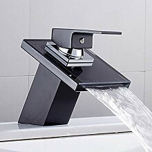 Wasserhahn Bad Wasserfall Wasserhahn Glas