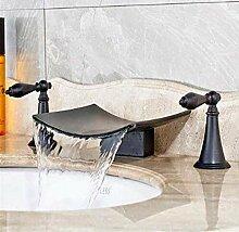 Wasserhahn Badewanne Wasserfall