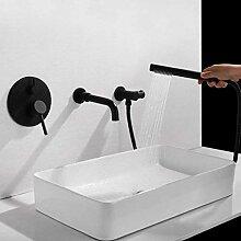 Wasserhahn Badewanne Wasserhahn mit Handbrause