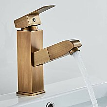 Wasserhahn Badezimmer Küche Ausziehbarer