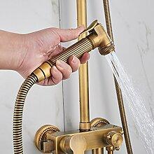Wasserhahn Badezimmer Küche Regenduschset Mit