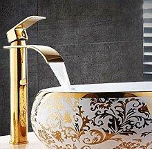 Wasserhahn Badezimmer Wasserhahn heiß und kalt