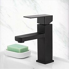 Wasserhahn Becken Wasserhahn Black Square