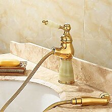 Wasserhahn Becken Wasserhahn Wasserhahn Vergoldet