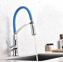 Wasserhahn Chrom Küchenarmatur Ziehen Sie Kalt-