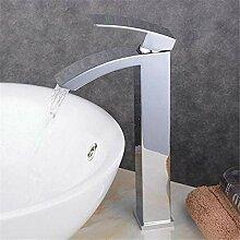 Wasserhahn Chrom Messing Retro Wasserhahn
