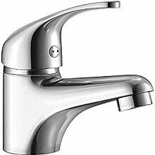 Wasserhahn Chrom Waschbecken Waschbecken Monoblock
