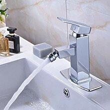 Wasserhahn Chrom Waschbecken Wasserhahn mit