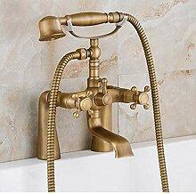 Wasserhahn Deck Montiert Badewanne Wasserhahn