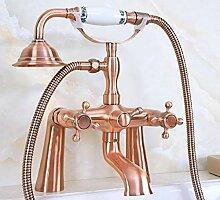 Wasserhahn Deck Montiert Badewanne Wasserhahn Mit