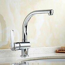 Wasserhahn Deck Montiert Messing Küchenarmatur