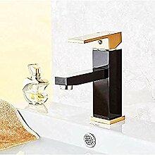 Wasserhahn Dreieckventil Wasserhahn Bronze matt