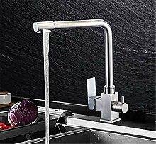 Wasserhahn Edelstahl Küchenarmatur Küchenarmatur